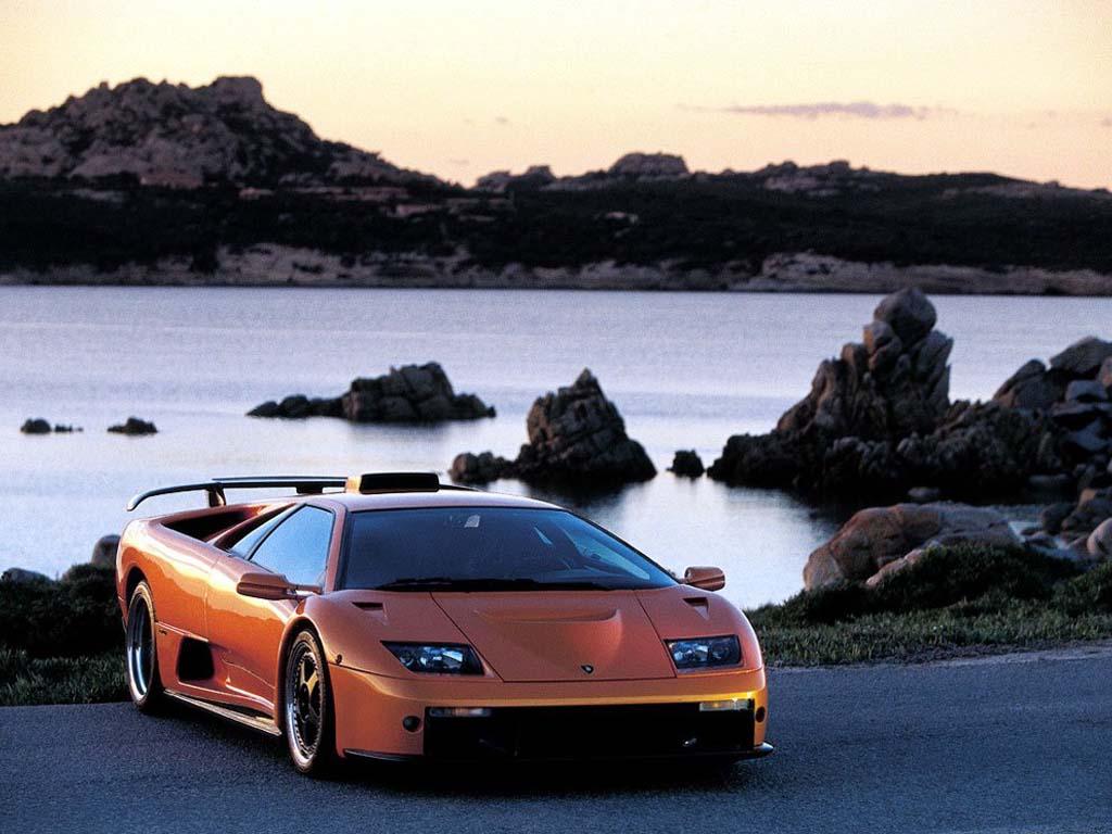 Lamborghini Diablo - автомобиль …